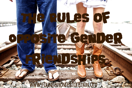 Friends Of The Opposite Gender When In A Relationship